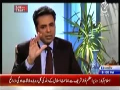 Live With Talat 7th August 2014 by Talat Hussain on Thursday at Ajj News TV