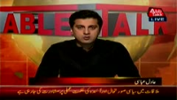 Table Talk 7th August 2014 by Adil Abbasi on Thursday at Abb Takk