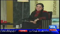 Hasb-e-Haal 7th August 2014 by Junaid Saleem,Sohail Ahmed and Najia on Thursday at Dunya News