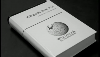 Complete English Wikipedia Into Book