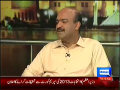 Mazaaq Raat 12th August 2014 by Nauman Ijaz on Tuesday at Dunya News