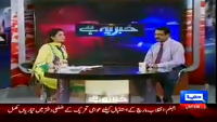 Khabar Ye Hai 15th August 2014 by Rauf Klasara, Saeed Qazi and Shazia Zeeshan on Friday at Dunya News