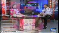 Khabar Ye Hai 18th August 2014 by Rauf Klasara, Saeed Qazi and Shazia Zeeshan on Monday at Dunya News