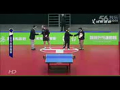 The Most Hilarious Ping Pong Match In History Like