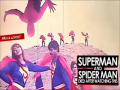 Superman And Spiderman - Must Watch