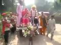 Dulha On Donkey Car