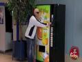 Orange Splash Drink Machine Funny Prank