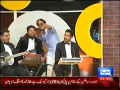Mazaaq Raat 9th September 2014 by Nauman Ijaz on Tuesday at Dunya News