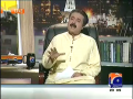 Khabar Naak 12th September 2014 by Aftab Iqbal on Friday at Geo News
