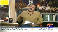 Khabarnaak 14th September 2014 on Geo News