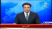 Live With Talat 15th September 2014 by Talat Hussain on Monday at Ajj News TV