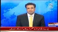 Live With Talat 17th September 2014 by Talat Hussain on Wednesday at Ajj News TV