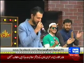 Mazaaq Raat 17th September 2014 by Nauman Ijaz on Wednesday at Dunya News
