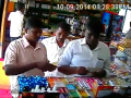 A Professional Cheating In Cash Counter