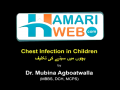 Children Chest Infections: Dr. Mubina Agboatwalla