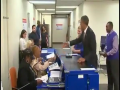 Receptionist Asked Obama for His ID Card