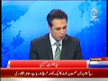 Live With Talat 22nd September 2014 by Talat Hussain on Monday at Ajj News TV