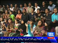 Mazaaq Raat 22nd September 2014 by Nauman Ijaz on Monday at Dunya News