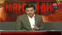 Table Talk 23rd September 2014 by Adil Abbasi on Tuesday at Abb Takk