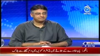 Live With Talat 24th September 2014 by Talat Hussain on Wednesday at Ajj News TV