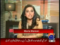 Meray Mutabiq 27th September 2014 by Hassan Nisar on Saturday at Geo News