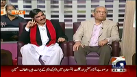 Khabar Naak 27th September 2014 by Aftab Iqbal on Saturday at Geo News