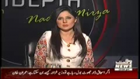 Indepth with Nadia Mirza 29th September 2014 Monday at Waqt News