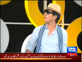 Mazaaq Raat 29th September 2014 by Nauman Ijaz on Monday at Dunya News