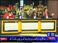 Mazaaq Raat 30th September 2014 by Nauman Ijaz on Tuesday at Dunya News