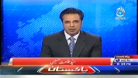 Live With Talat 1st October 2014 by Talat Hussain on Wednesday at Ajj News TV
