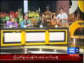 Mazaaq Raat 1st October 2014 by Nauman Ijaz on Wednesday at Dunya News