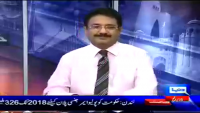 Khabar Ye Hai 1st October 2014 by Rauf Klasara, Saeed Qazi and Shazia Zeeshan on Wednesday at Dunya News
