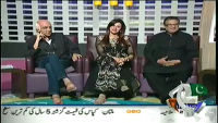 Khabar Naak 3rd October 2014 by Aftab Iqbal on Friday at Geo News