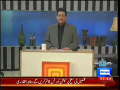 Hasb-e-Haal 12th October 2014 by Junaid Saleem,Sohail Ahmed and Najia on Sunday at Dunya News
