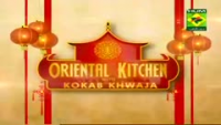Oriental Kitchen with Kokab Khwaja 13th October 2014
