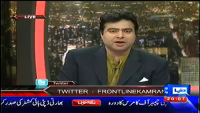 On The Front 14th October 2014 by Kamran Shahid on Wednesday at Dunya News