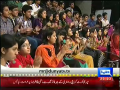 Mazaaq Raat 15th October 2014 by Nauman Ijaz on Wednesday at Dunya News
