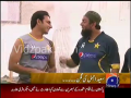 Difference between Saeed Ajmal's Previous & New Bowling Style