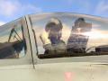 Experience Of Flying The RAF Typhoon In Low Level