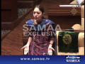 Sharmila Farooqi Gets Emotional