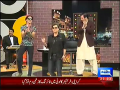 Mazaaq Raat 20th October 2014 by Nauman Ijaz on Monday at Dunya News