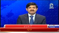 Live With Talat 21st October 2014 by Talat Hussain on Tuesday at Ajj News TV