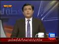 Nuqta e Nazar 21st October 2014 by Mujeeb Ur Rehman Shami on Tuesday at Dunya News