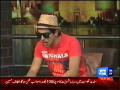 Mazaaq Raat 21st October 2014 by Nauman Ijaz on Tuesday at Dunya News