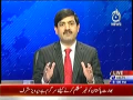 Live With Talat 22nd October 2014 by Talat Hussain on Wednesday at Ajj News TV
