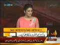 Seedhi Baat 24th October 2014 by Beenish Saleem on Friday at Capital TV