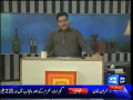 Hasb-e-Haal 24th October 2014 by Junaid Saleem,Sohail Ahmed and Najia on Friday at Dunya News