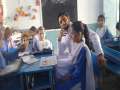 Shahid Afridi In Government Girls School