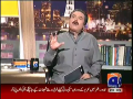 Khabar Naak 31st October 2014 by Aftab Iqbal on Friday at Geo News
