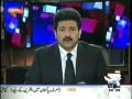 Capital Talk 3rd November 2014 by Hamid Mir on Monday at Geo News